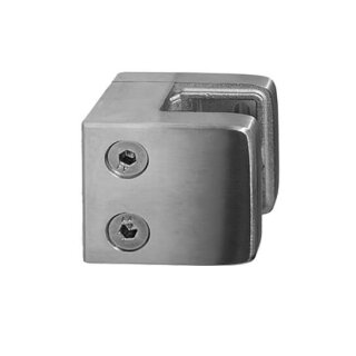 VA-Glasklemme 45 x 45 x 27 mm, Anschluss flach, Glas 1,5 - 10,76 mm