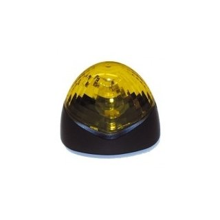 Warnlicht 24V mit Leuchtmittel 5069