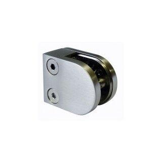 ZN-Glasklemme roh 50 x 40 x 26 mm, Modell 20, AbZ, Anschluss flach, Glas 6 - 10,76 mm