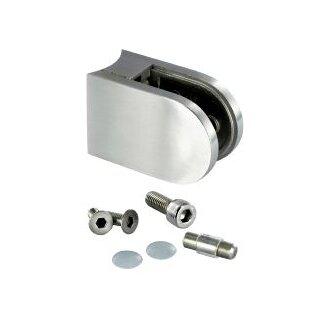 ZN-Glasklemme roh 63 x 45 x 30 mm, Modell 24, AbZ, Anschluss Ø42,4 mm, Glas 6 - 12,76 mm