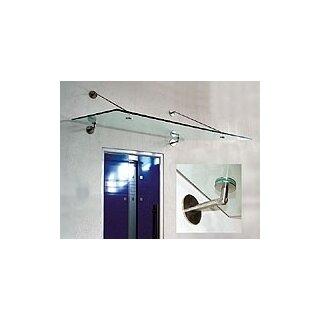 V2A Glasdach-Achse Point Fje Achse/ohne Glas
