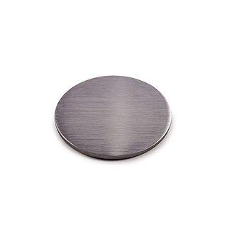 VA-Ronde Ø70 x 6 mm, ungelocht, geschliffen