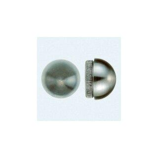 VA-Endkappe rund Ø42,4 x 2 mm massiv