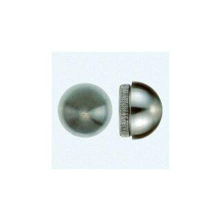 VA-Endkappe rund Ø33,7 x 2 mm massiv