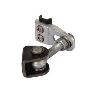 4-fach verstellbares Torband // M20 / 130 mm / Schweißteile roh