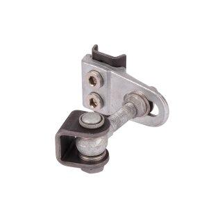 4-fach verstellbares Torband // M16 / 110 mm / Schweißteile roh