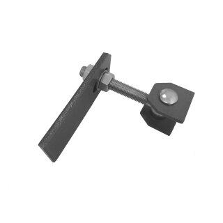 Torband M24 mit Anschweissplatte
