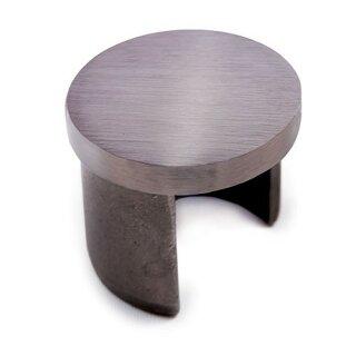VA-Endkappe flach Ø42,4 x 1,5 mm