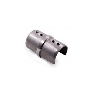 VA-Rohrverbinder Ø42,4 x 1,5 mm, gerade