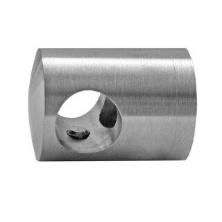 VA-Traversenhalter für Ø12 mm Anschluss gerade