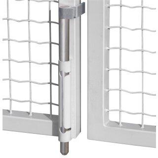 Externer Bolzen-Stangenriegel mit Achse aus Aluminium Anbauteile Aluminium