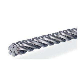 Litzenseil (7x7) flexibel 5 mm
