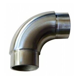 VA-Rohrbogen Ø33,7 x 2 mm 90° rund