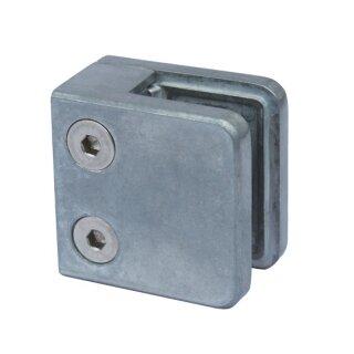 ZN-Glasklemme roh 45 x 45 x 27 mm, Anschluss flach, Glas 1,5 - 10,76 mm