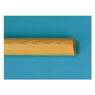 Holzhandlauf Buche lackiert Ø45 x 2000 mm