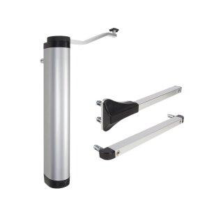 Hydraulischer Torschließer für 90° und 180° Bänder