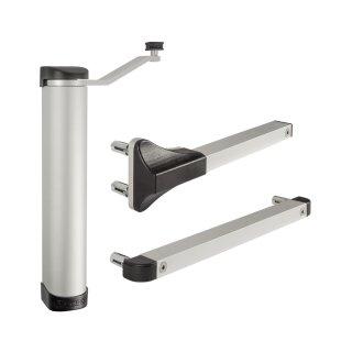 Torschließer (Nachrüstung) // Farbe Silber